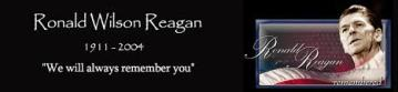 reagan death