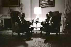Nixon and Clinton